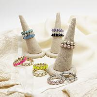 MASAMI's HAPPY STONE MARKET<br/> SWAROVSKI happiness ring〔14color〕